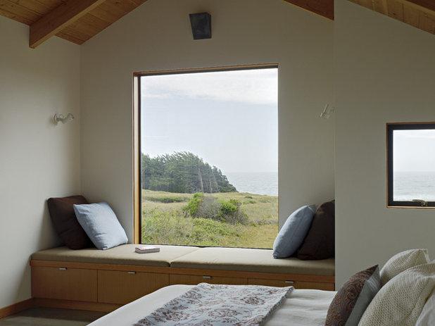 Contemporaneo Camera da Letto by Malcolm Davis Architecture