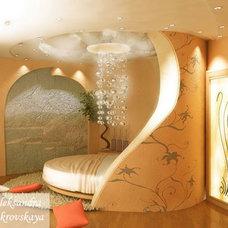 Contemporary Bedroom cool bedroom