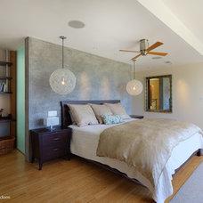 Contemporary Bedroom by CG&S Design-Build