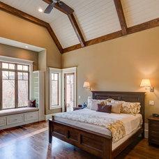 Craftsman Bedroom by Keeoco Development Inc
