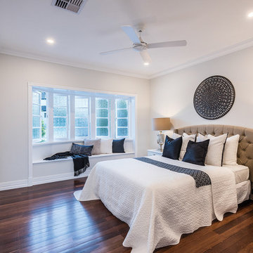 Coorparoo styling project