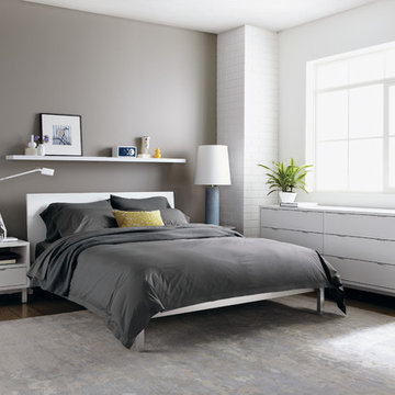 Copenhagen White Bedroom by R&B