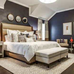Coppell Residence Master Bedroom