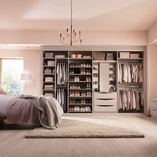 Copper & Blush Bedrooms