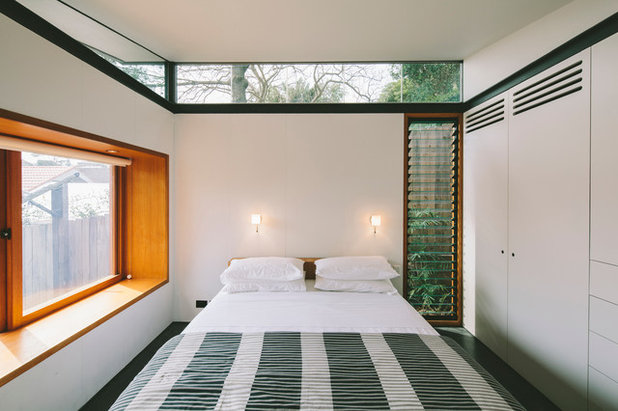Contemporary Bedroom by Takt   Studio for Architecture