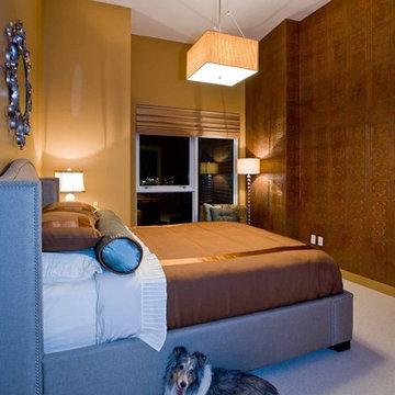 Copper Inspired En-Suite