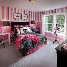 Traditional Bedroom by True Homes USA