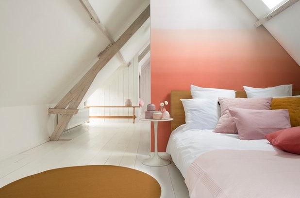 Scandinavian Bedroom by Dulux