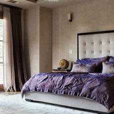 Mediterranean Bedroom Cord Shiflet Modern Mediterranean