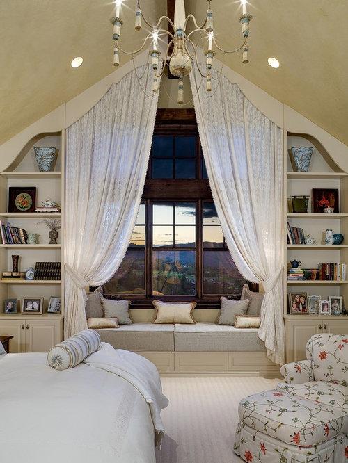 Bedroom Window Seat | Houzz