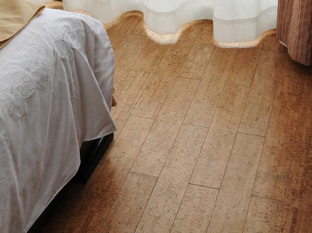 寝室 by iCork Floor