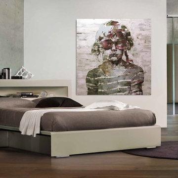 Corner Bed