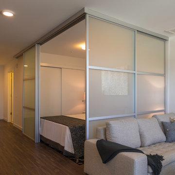 Corner Room Dividers