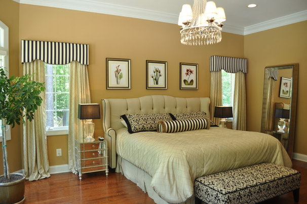 Traditional Bedroom by JSH Designs