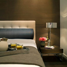 Modern Bedroom by Portico Design Group