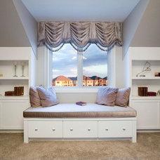 Traditional Bedroom by Fenwick & Company Interior Design