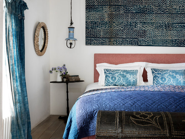 Traditional Bedroom by Marion Lichtig Ltd