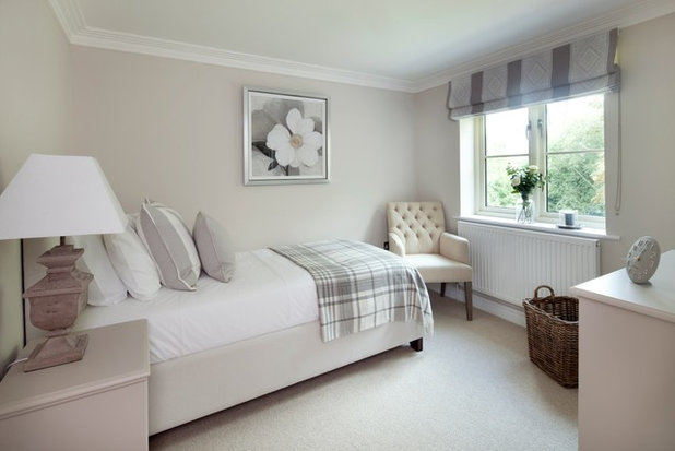 traditional bedroom by emma eve interior design limited