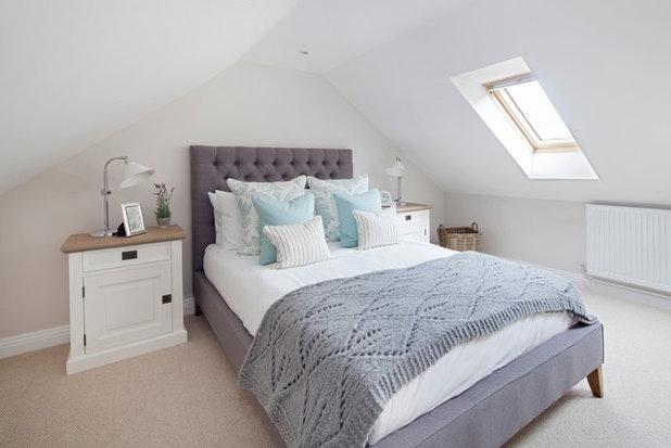 Modern Schlafzimmer by Emma & Eve Interior Design Limited