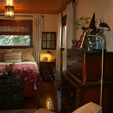 Traditional Bedroom by Sonya Kinkade Design