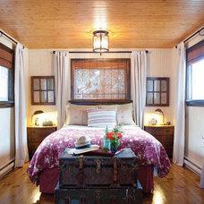 Traditional Bedroom by Sonya Kinkade Design