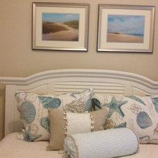 Traditional Bedroom by KR Home Staging & Design, LLC