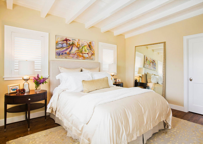 Traditional Bedroom by About:Space, LLC