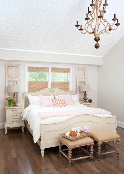 Traditional Bedroom by Christine Kelly / Crafted Architecture