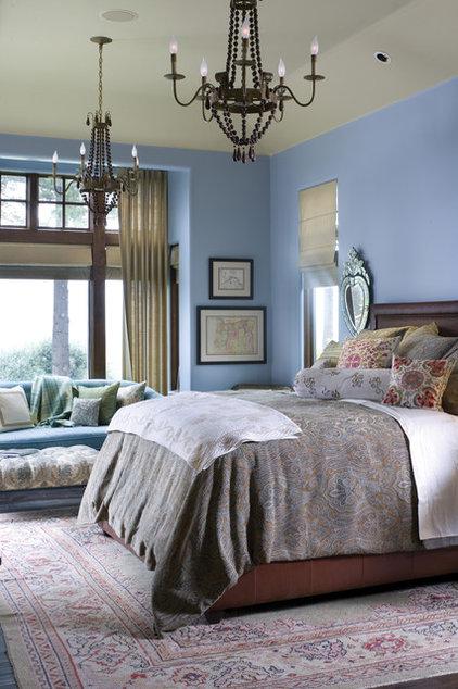 Traditional Bedroom by Alan Mascord Design Associates Inc
