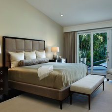 Transitional Bedroom by Turtle Beach Construction & Remodeling
