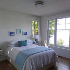 Beach Style Bedroom by Ridley Windows & Doors