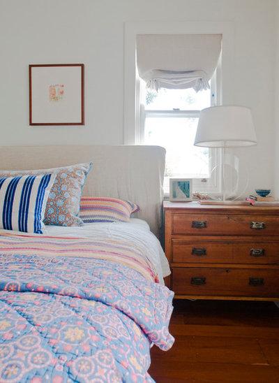 Best Eclectic Bedroom by Kim Pearson Pty Ltd