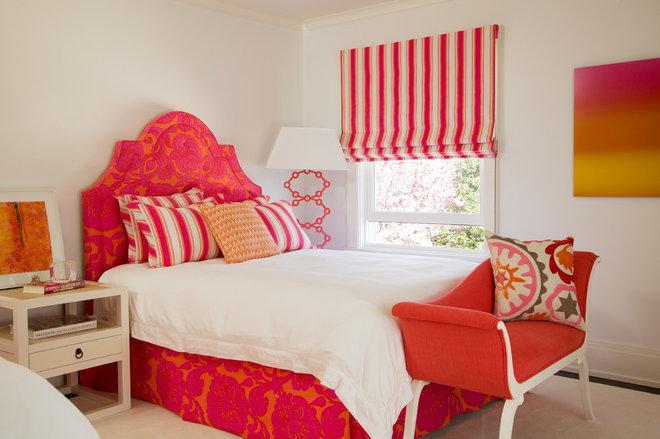 Eclectic Bedroom by amanda nisbet