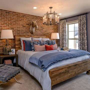 COUNTRY BEDROOM REMODEL