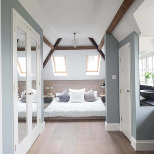 Attic Bedroom Ideas And Photos Houzz