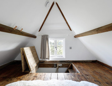 Country bolthole barn conversion