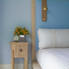 Eclectic Bedroom by White Webb