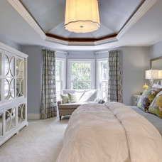 Transitional Bedroom by Great Neighborhood Homes