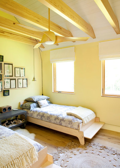 Contemporain Chambre by Actual Size Projects