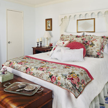 Country French Cottage - Bedroom 1