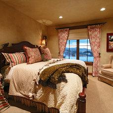 Traditional Bedroom by Sorento Design, LLC.
