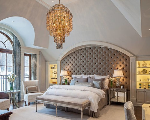 Built In Headboards built in headboards home design ideas, pictures, remodel and decor