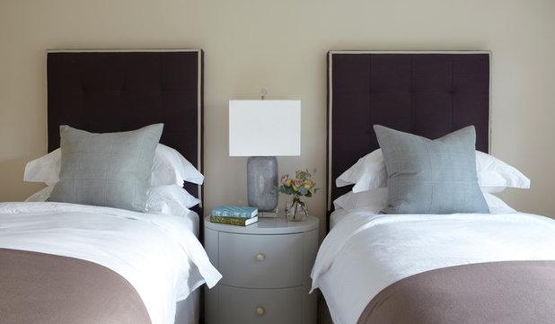 Bauernhaus Schlafzimmer von Helen Green Design
