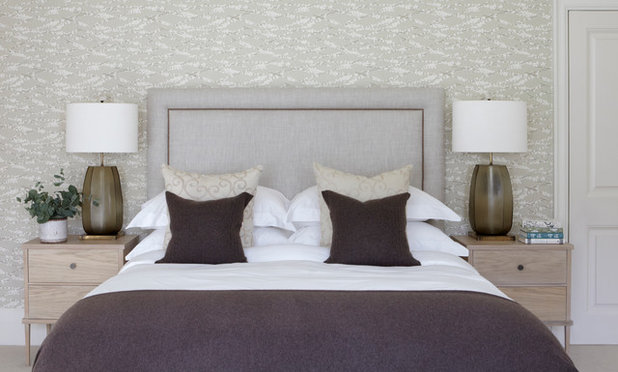 Country Bedroom by Helen Green Design