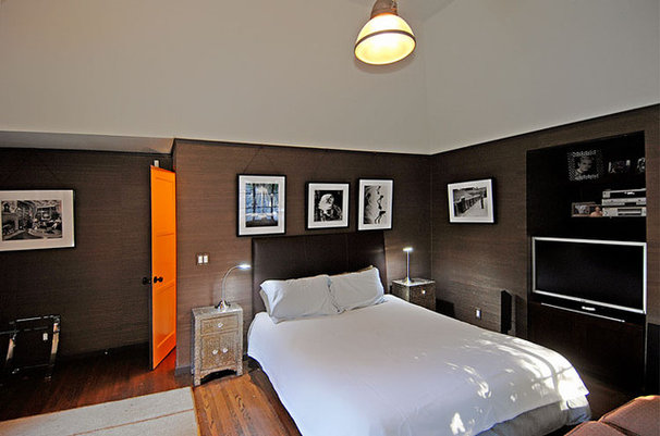 Contemporary Bedroom by Mark Dodge Design