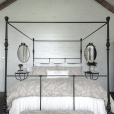 Farmhouse Bedroom by By Design Interiors