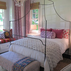 Traditional Bedroom by Amber Interiors
