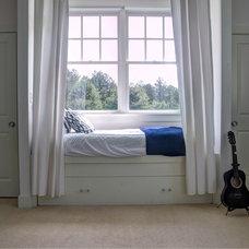 Farmhouse Bedroom by Adrianna Beech