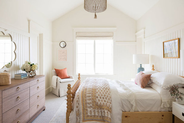 Coastal Bedroom by Studio McGee