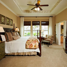 Traditional Bedroom by COVENTRY HOMES - Built Around You